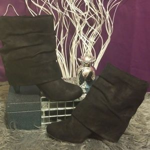 😻Short&Slouchy😻 Maurices booties
